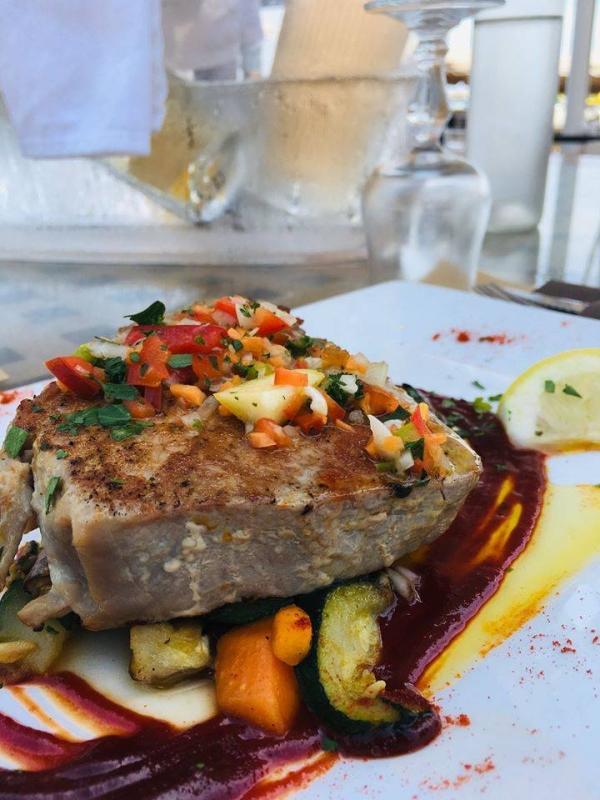 Le Restaurant - Beach Club - Restaurant plage Saint Laurent du Var
